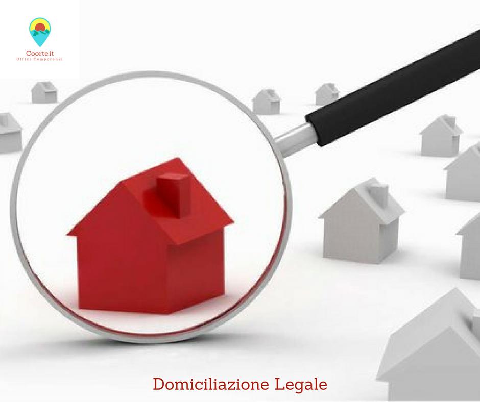Domiciliazione legale i vantaggi in breve for Domiciliazione legale